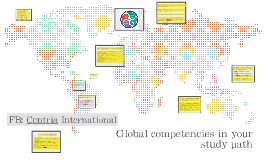 Copy of Copy of Global competencies in your study path 2018-2019