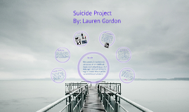 Suicide Presentation Lauren Gordon