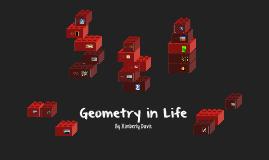 Geometry in Life