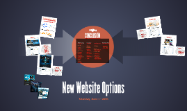New Website Options