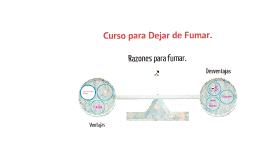 Copy of Dejar de Fumar