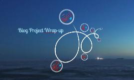 DMAD: Blog Wrap-up