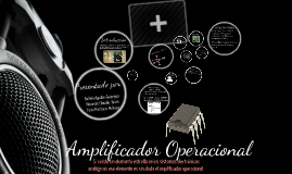 Copy of AMPLIFICADOR OPERACIONAL