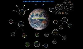 Copy of Presentación foro Cota 2017