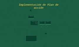 Implementación de Plan de acción