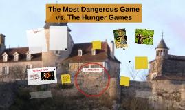 most dangerous game video book comparison