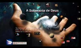 Soberania de Deus