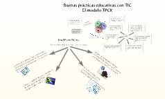 Buenas prácticas educativas con TIC - El modelo TPCK