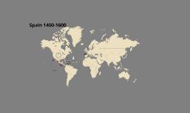 Spain 1400-1600