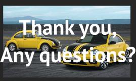 Copy of Copy of Volkswagen Group