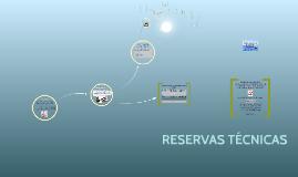 Copy of RESERVAS TÉCNICAS