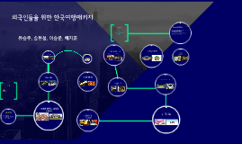 외국인들을 위한 한국여행패키지