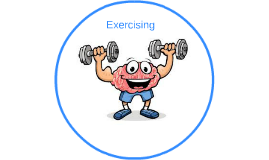 what do you think when you think excercising? maybe you thin