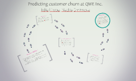 Copy of Copy of Predicting customer churn at QWE Inc.