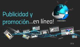 Publicidad y promoción en línea