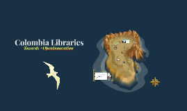 Colombia Librarias and Open Innovation
