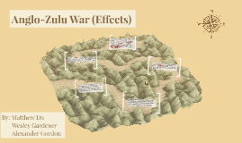 Anglo-Zulu War (Effects)