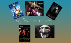 My favorie movies