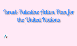 Israel-Palestine action plan