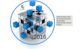 2016-Informe Aplicación de Modelos