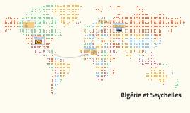 Algérie et Seychelles