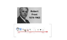 American Lit- Robert Frost
