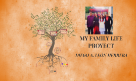 MY FAMILY LIFE PROYECT