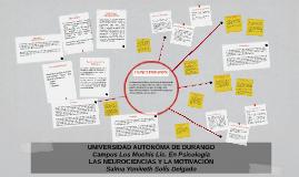 Copy of Las neurociencias y la motivación