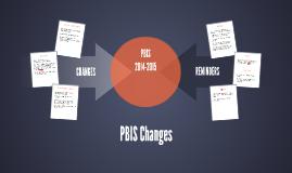 PBIS 2014-2015