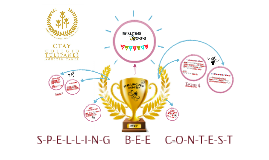 Spelling bee countest