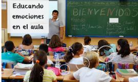 Educando emociones en el aula