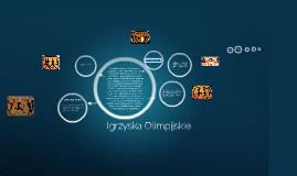 Historia - Igrzyska Olimpijskie