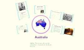 Colonization of Australia