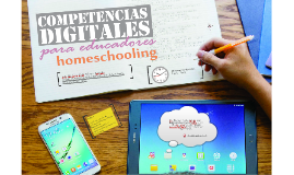 COMPETENCIAS DIGITALES PARA EDUCADORES
