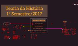 Teoria da História 1