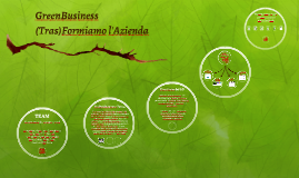 GreenBusiness: (Tras) Formiamo l'Azienda