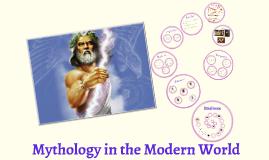 Copy of Modern Day Usage of Greek Mythology