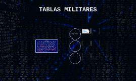 Copy of TABLAS MILITARES