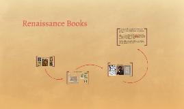 Renaissance Books