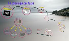 Psicología Rusa