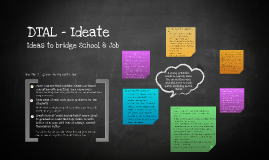 DTAL Ideate