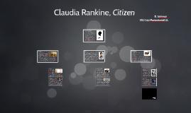 Claudia Rankine, Citizen
