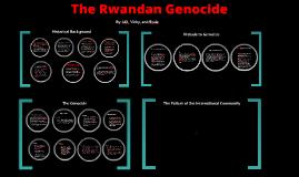 Copy of The Rwandan Genocide