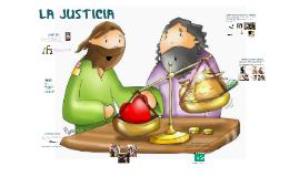 LA JUSTICIA EN EL TRABAJO