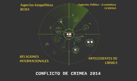 CONFLICTO CRIMEA