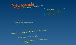 Polynomials prezi