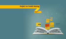 SIP Project on Funds Raising