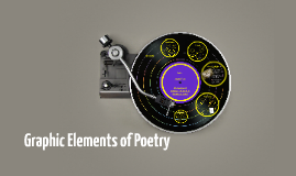Graphic Elements of Poetry