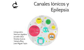 Canales ionicos y               Epilepsia