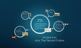 Ancient Iran